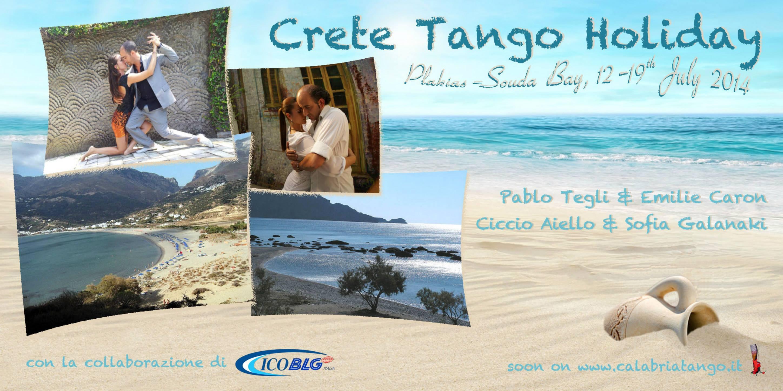 Crete Tango Holiday